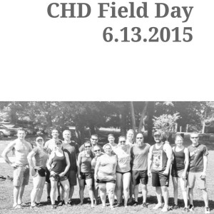 Thank you to my CHD peeps that came out to our 1st Annual Field Day-Panda